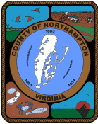 Seal of Northampton County, Virginia