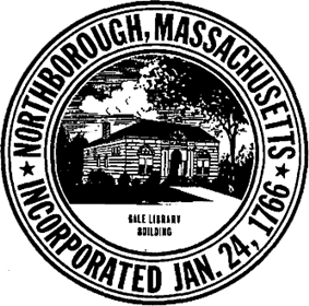 Official seal of Northborough, Massachusetts