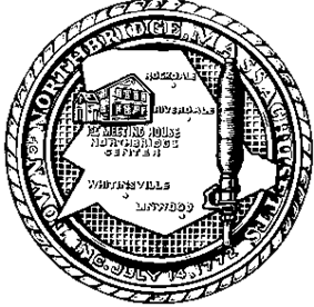 Official seal of Northbridge, Massachusetts