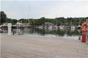 Northeast Harbor village