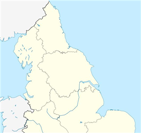 Pennine Way is located in Northern England