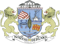 Seal of Northumberland County, Virginia