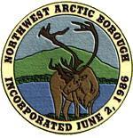 Seal of Northwest Arctic Borough, Alaska
