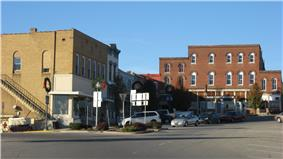 Town Square in Paoli