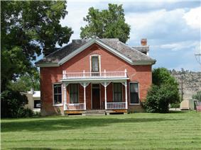 W.H. Norton House