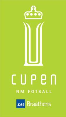Logo of the Norwegian Football Cup.