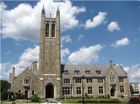 Norwood Memorial Municipal Building