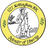 Official seal of Nottingham, New Hampshire