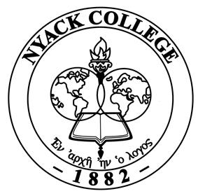 This is the Nyack College seal