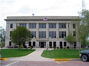 O'Brien County Courthouse