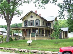 O.B. Grant House