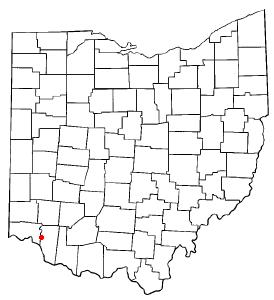 Location of Summerside, Ohio