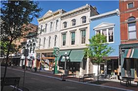 Central Frankfort Historic District