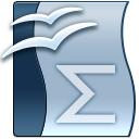 OOo 3 Math icon