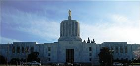The Oregon State Capitol