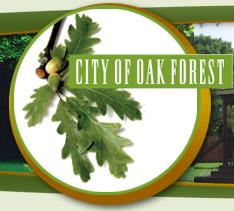 Official seal of City of Oak Forest, Illinois