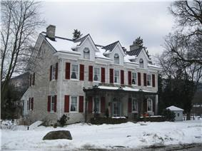 Oak Hall Historic District