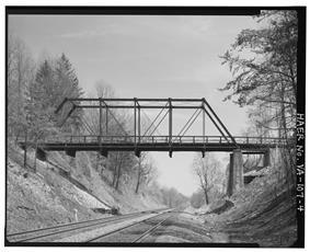 Oak Ridge Railroad Overpass