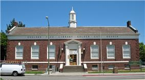 Oakland Free Library-Golden Gate Branch