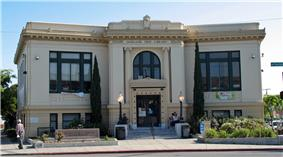 Oakland Free Library-Melrose Branch