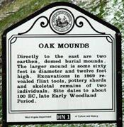 Oak Mounds