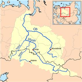 Ob'-Irtysh basin