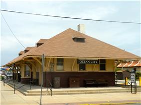 Ocean City Tenth Street Station