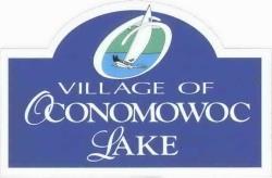Official logo of Oconomowoc Lake, Wisconsin