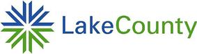 Logo of Lake County, Illinois