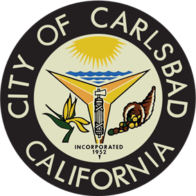 Official seal of Carlsbad, California
