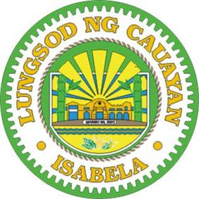 Official seal of Cauayan