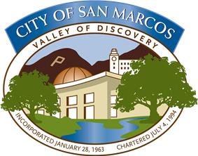 Official seal of San Marcos, California