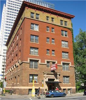 Ogden Apartment Hotel
