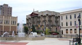 Jefferson County Courthouse, 2007
