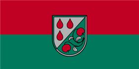 Flag of Olaine Municipality