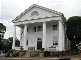 City of Fairfax Historic District