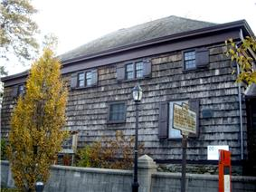 Old Quaker Meetinghouse