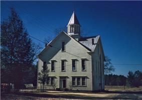 Old Wakulla County Courthouse