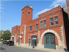 Old Central Fire Station