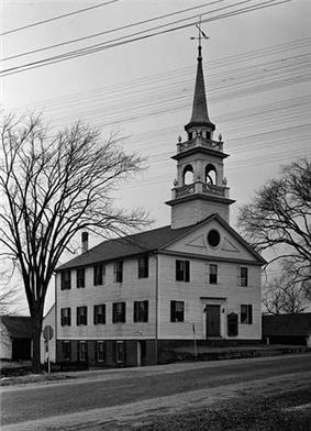 Preston City Historic District