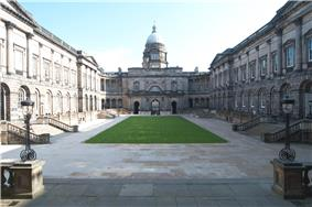 University of Edinburgh, Old College Quad