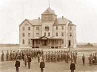 Fork Union's first ever barracks
