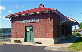 Hyde Park Railroad Station
