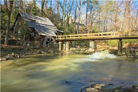 Photo of Old Shades Creek Mill