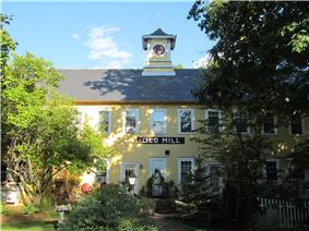 Old Mill Site Historic District