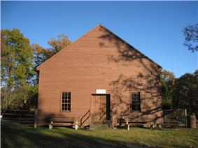 Old Pine Church