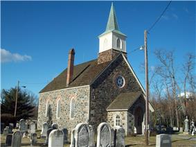 Old Salem Church and Cemetery