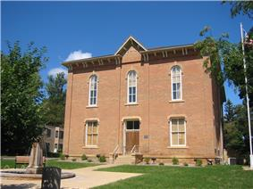 Sibley County Courthouse-1879