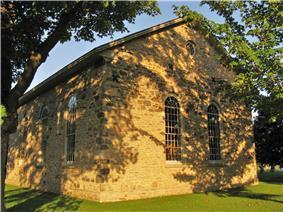Old Stone Church NHS, Beaverton, ON