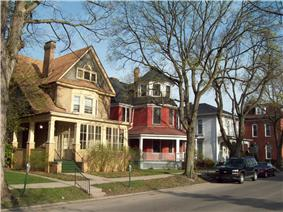 Old Town Historic District